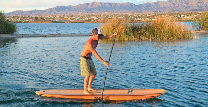 Inflatable vs Rigid Stand Up Paddle Board