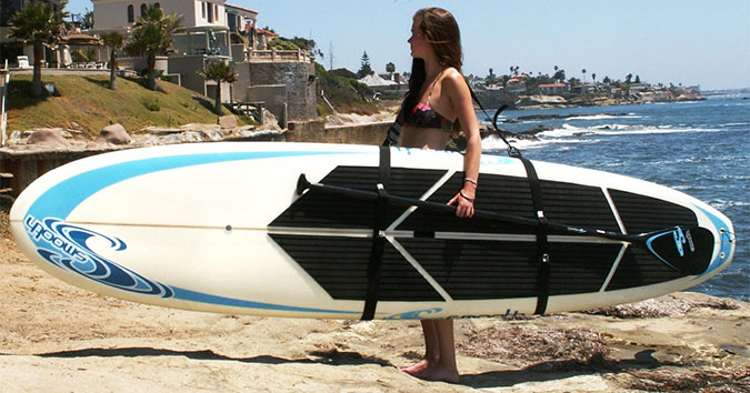 How To Care For An Inflatable Stand Up Paddle Board