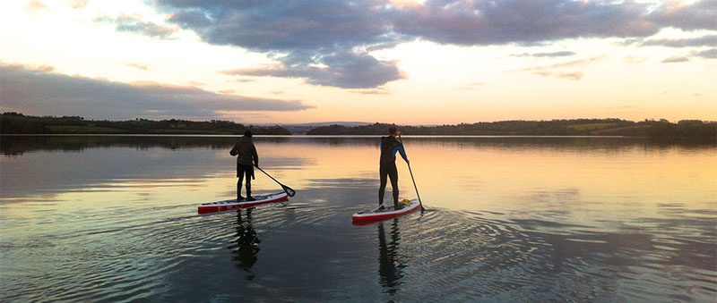 Cold Weather Stand Up Paddle Boarding Tips