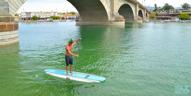 How To Hold A SUP Paddle The Right Way