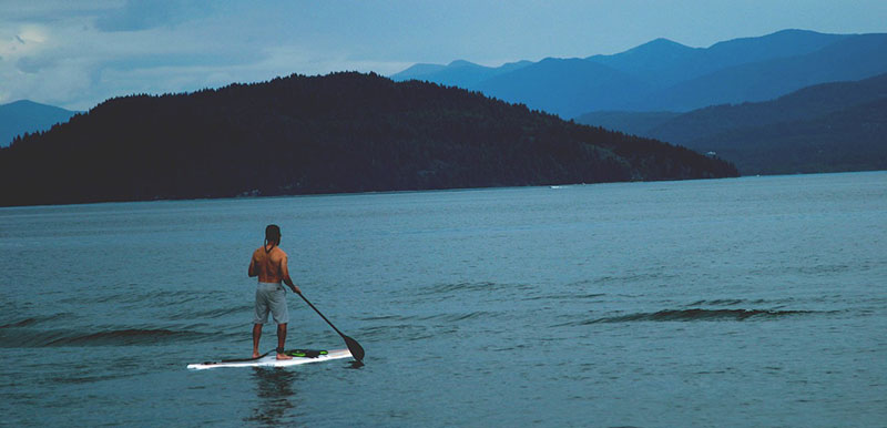 9 Best Stand Up Paddle Board Spots in North America