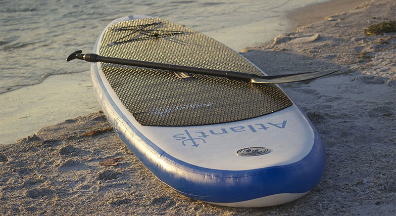 Atlantis Paddle Boards 10'6 Inflatable SUP Review