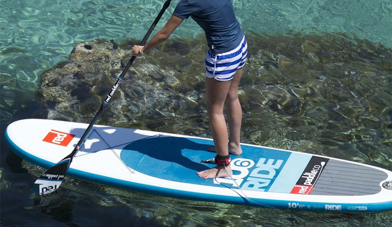 Red Paddle Co RIDE 10'6 iSUP Review (2016 Model)