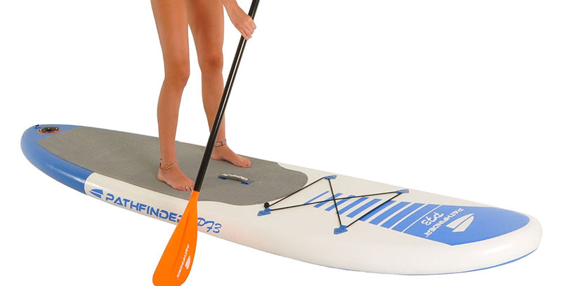 PathFinder 9'9″ Inflatable SUP Review