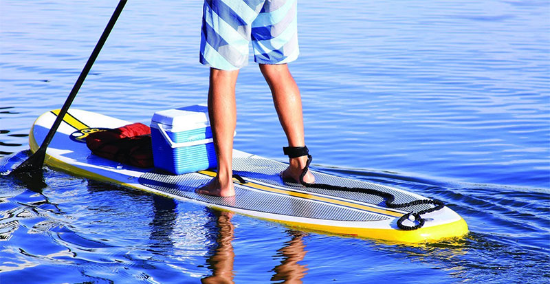 Get The Best Stand Up Paddle Board Leash (Buying Guide)