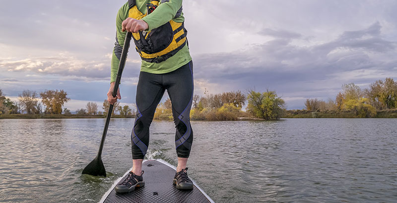 Get The Best PFD for SUP (Buying Guide)
