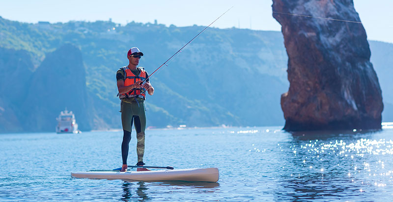The Essential Beginner's Guide to SUP Fishing