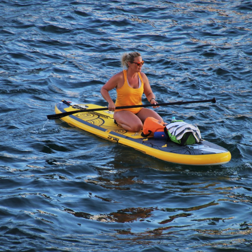 Choose From The Best SUP Deck Bags For Your Paddling Adventures