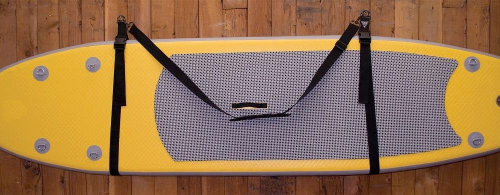 Sling It With The Best SUP Carrier and Storage Straps