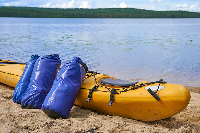 Keep Your Gear Dry With The Best Dry Bags for Paddle Boarding, Rafting, & Kayaking