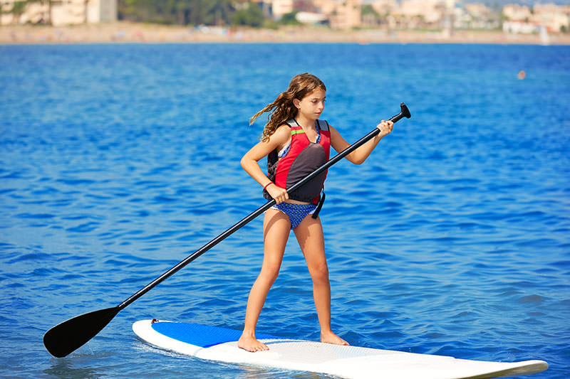 Make It A Family Affair With The Best Paddle Boards for Kids