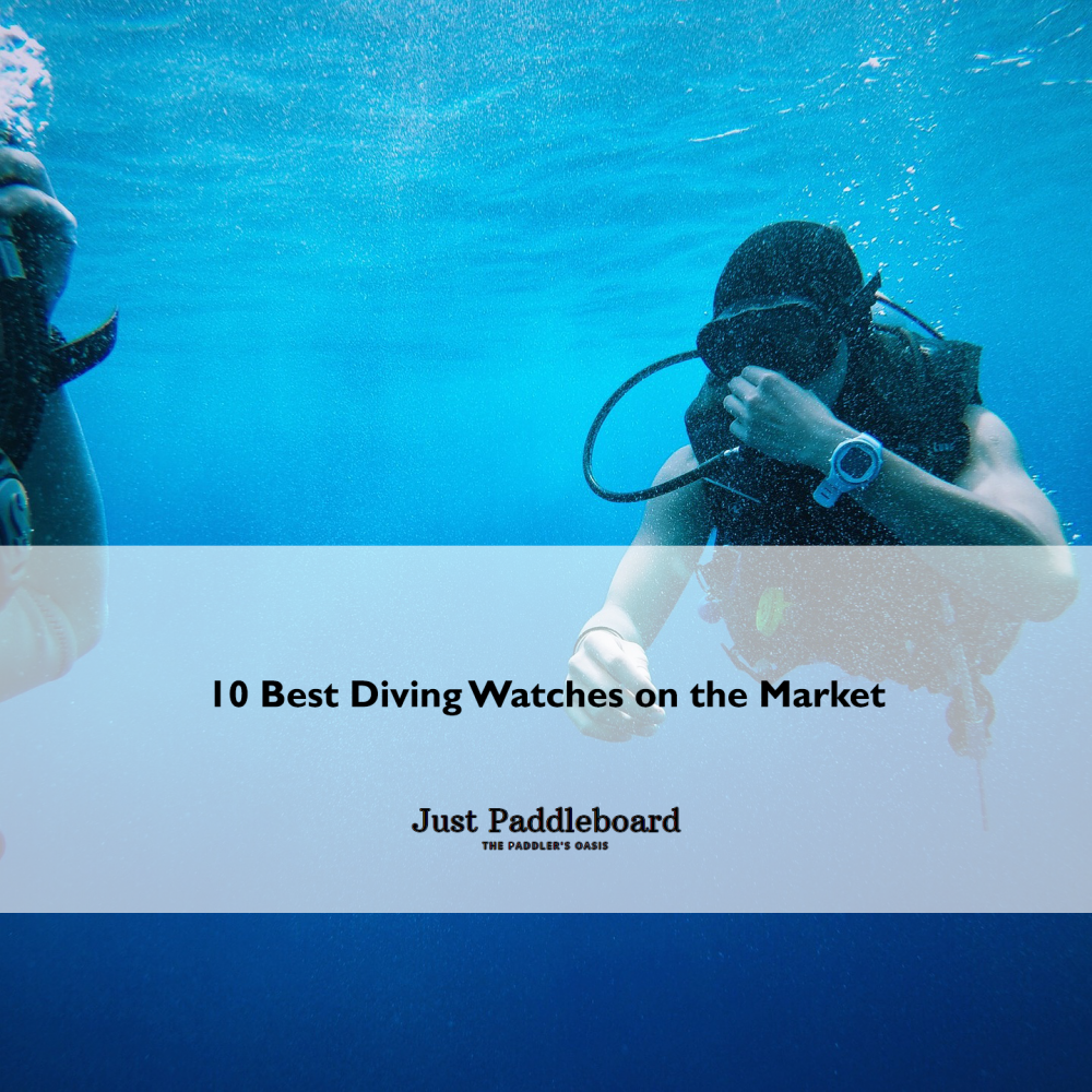 10 Best Diving Watches On The Market – Our Top Picks For 2018