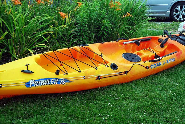 Ocean Kayak Prowler 13 yellow