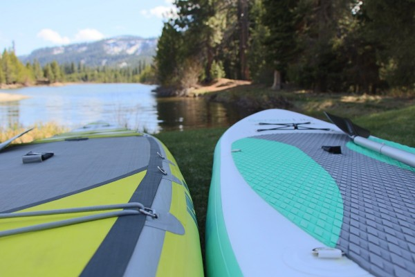 Serenelife Inflatable Stand Up Paddle Board Review And